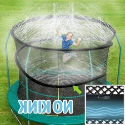 ARTBECK Trampoline Sprinkler, Outdoor Trampoline Water Play