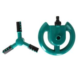 Automatic 360 Rotate Garden Lawn Water Sprinklers Irrigation