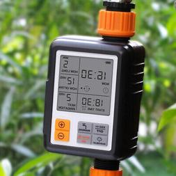 Automatic Garden Outdoor Irrigation Controller Water Sprinkl