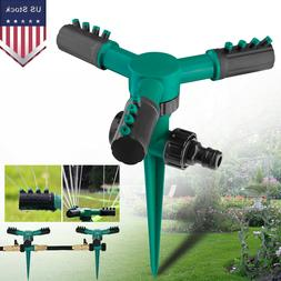 """Automatic Lawn Sprinklers Watering Sprayer System,1/2"""" 3/4"""""""