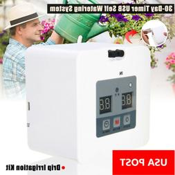 Automatic Micro Home Drip Irrigation System Sprinkler Water