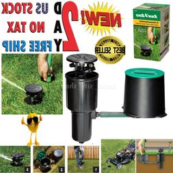 Automatic Sprinkler Watering Irrigation System Lawn Garden P