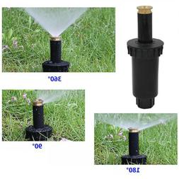 Automatic Telescopic Lawn Buried Nozzle Sprinkler Head Garde