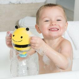 Baby Toddler Kid Child Bee Water Umbrella Tub Bath Bathing S