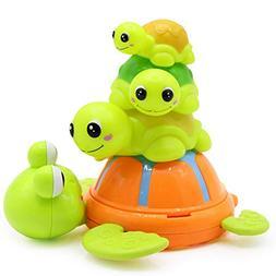 Frealm Bath Toy Baby Bathtub Shower Toys Toddler Sprinkler B