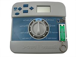 Hunter PRO-C Timer Faceplate Front Panel 821501 for PC-400 P