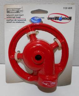 Rainwave Cast Iron Circular Spot Sprinkler Head RW-931
