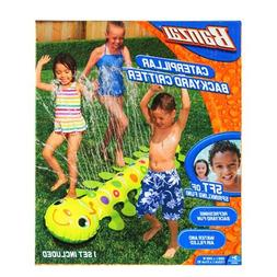 "Banzai Caterpillar Backyard Critter Sprinkler 60"" x 20"""