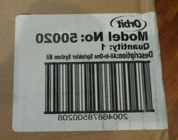 Orbit Complete Sprinkler System Kit 50020