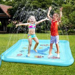 "Epoch Air Sprinkler Pad & Splash Play Mat, 67"" Outdoor Water"
