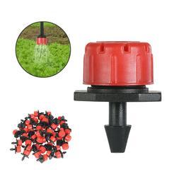 FA- 50pcs Sprinkler Adjustable Micro Dripper Head Garden Wat