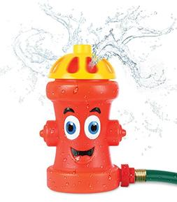 fire hydrant sprinkler toy