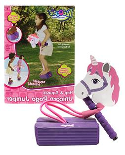 Kidoozie Foam Unicorn Pogo Jumper – Fun and Safe Play –