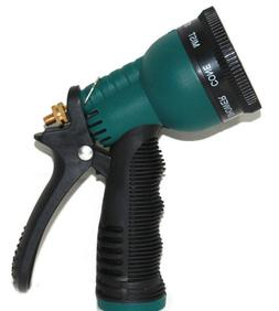 Garden Lawn Hose Nozzle Sprinkler Head Water Sprayer Green -