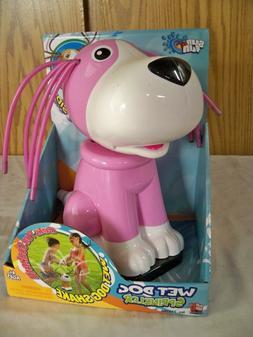 h wet dog water sprinkler w head