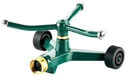 JEWELS FASHION Heavy Duty Metal 3-Arm Revolving Sprinkler-Co