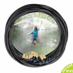 HG lifestyles Outdoor Trampoline Water Play Sprinklers for K
