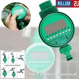 Home Garden Automatic Drip Irrigation Timer Micro Sprinkler