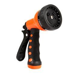 DAS GARDEN Garden Hose Nozzle Hand Sprayer 7 Pattern High Pr