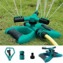 Enjoyee Impact Lawn Sprinkler Automatic Water Sprinkler for