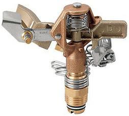 ORBIT IRRIGATION PRODUCTS INC Impact Sprinkler Head, Brass,
