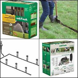 In-Ground Automatic Sprinkler System Easy Install Kit Lawn I