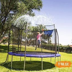 Trampoline Sprinkler, Outdoor Water Play Sprinklers for Kids