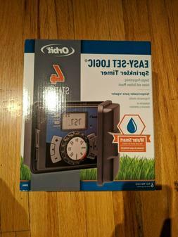 Irrigation 27894 Indoor/Outdoor Sprinkler Timer - 4 Station