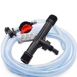 1 Inch Irrigation Venturi Fertilizer Injectors Device Filter