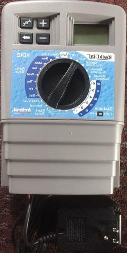 irritrol 12 station kwikdial sprinkler system indoor