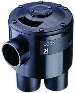 K-RAIN 4404 4000 Series Indexing Valve with 4 Outlets and 4