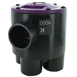 K-RAIN 4404-RCW 4000 Series Indexing Valve with 4 Outlets an
