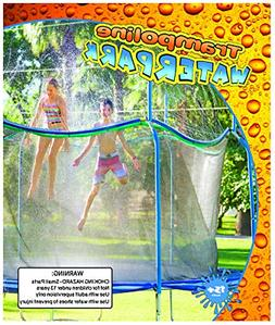 Trampoline Waterpark - Kids Fun Summer Outdoor Water Game Sp
