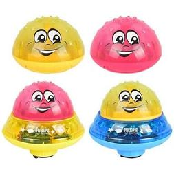 Kids Toddlers Electric Induction Sprinkler Water Spray Toy L