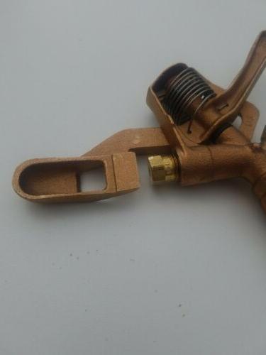 1 Nos Brass Impact # Full Nozzle
