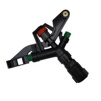 Rocker Dual-Nozzle Automatic Rotary Tool