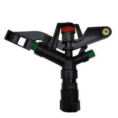 dual nozzle sprinkler head automatic rotary irrigation