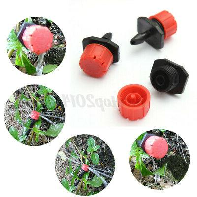100Pcs/Pack Drippers Emitter System On 1/4''