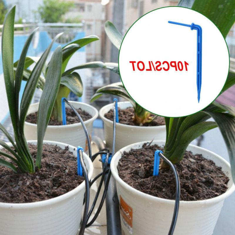 10Pc Micro Drip Irrigation Spray Plant Garden