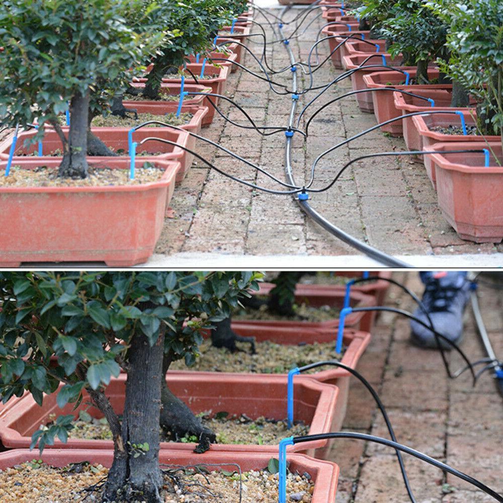 10x Automatic Drip System Garden w/