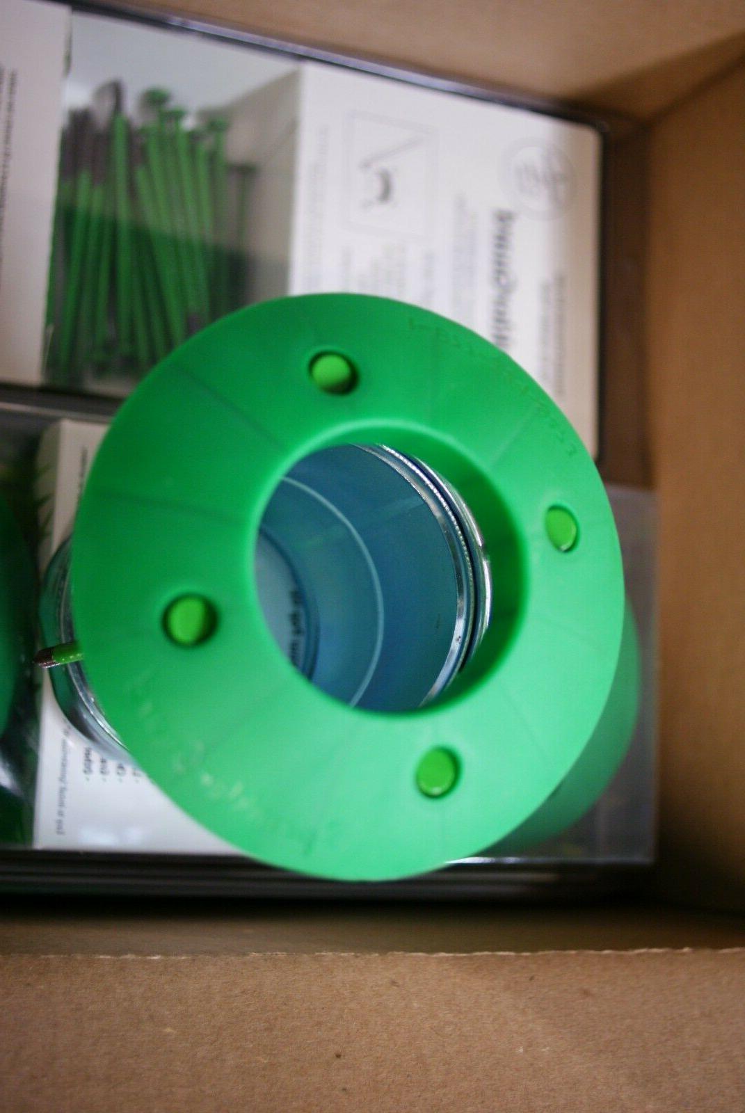 12 SprinklerGuard Donut Spray Guards 48 metal Spikes - Protection