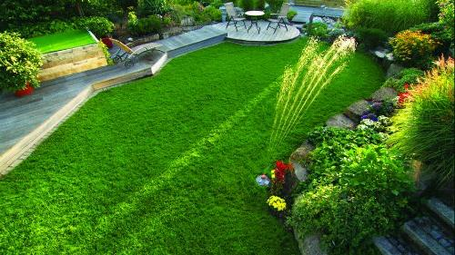Gardena Fully Pop-Up Large Area Sprinkler