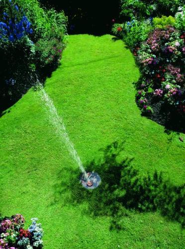 Gardena Fully Adjustable Pop-Up Area Sprinkler