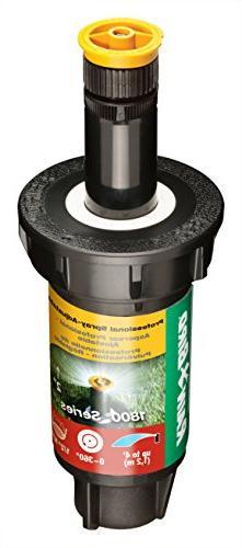 Rain Bird 1802AP4 Professional Pop-Up Sprinkler, Adjustable