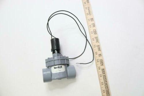 2400s globe electric sprinkler valve slip connection