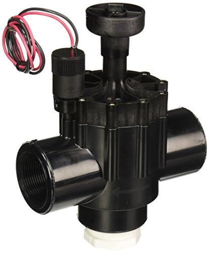 252 electric globe angle valve