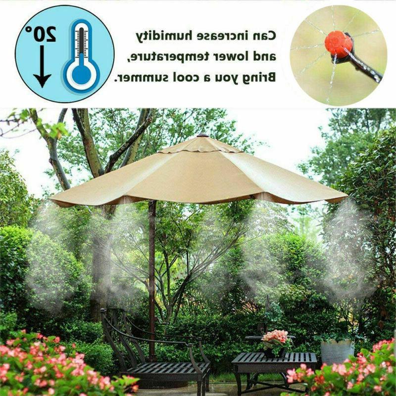 25m Lawn Sprinkler Irrigation System Self Plant Hose