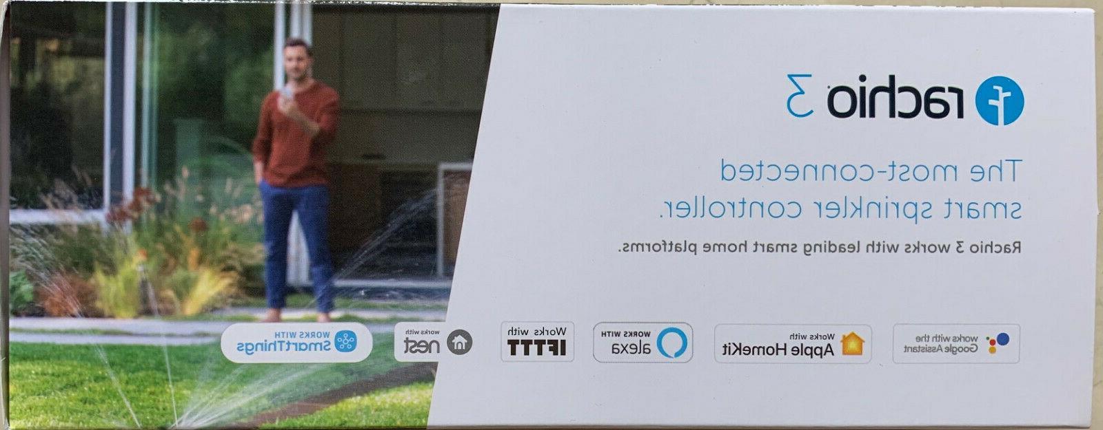 Rachio 3rd Generation Smart Sprinkler 12ZULW-C