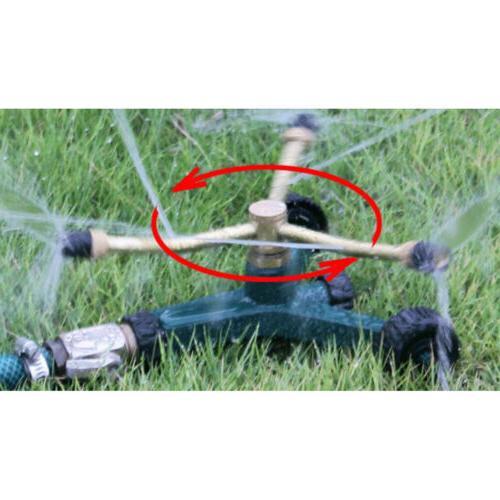 3 Arm Irrigation Heads Lawn