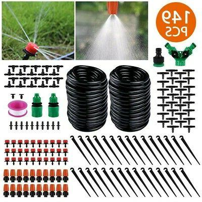 30M Irrigation System Kit Sprinkler